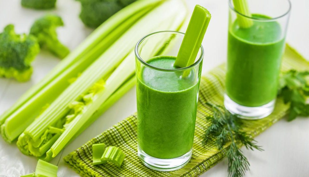 JTG #28 My 30-Day Medical Medium Celery Juice Challenge