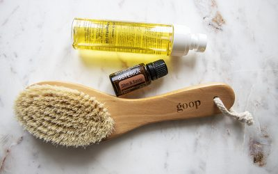 What is dry brushing and what are the benefits?