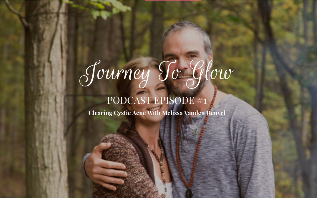 JTG Podcast EP #1: Clearing Cystic Acne With Melissa Vanden Heuvel