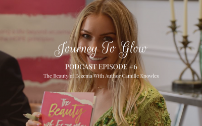JTG #6 The Beauty of Eczema With Author Camille Knowles