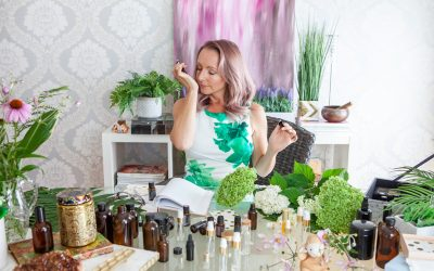 An Interview With Caroline Frenette Founder Journey To Glow