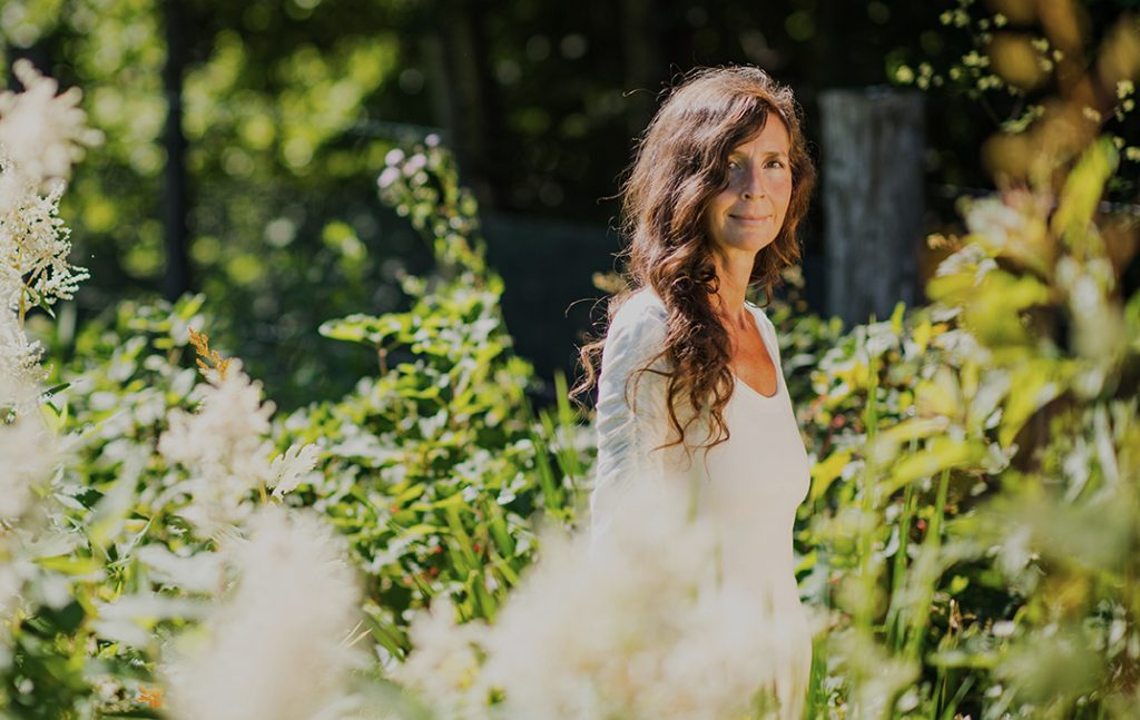 Nadine Artemis Interview Journey To Glow