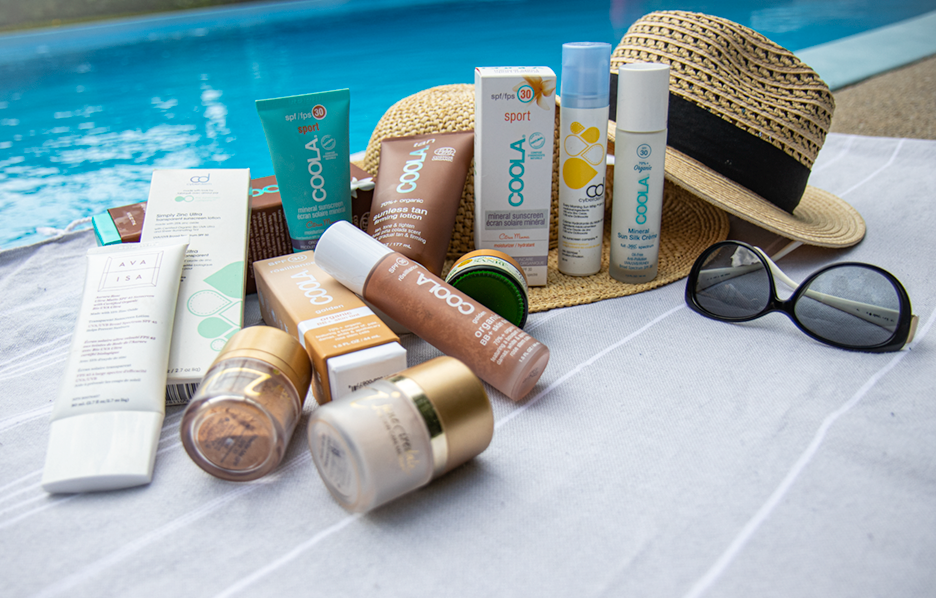 Searching For The Best Nontoxic, High-Performance Sunscreen