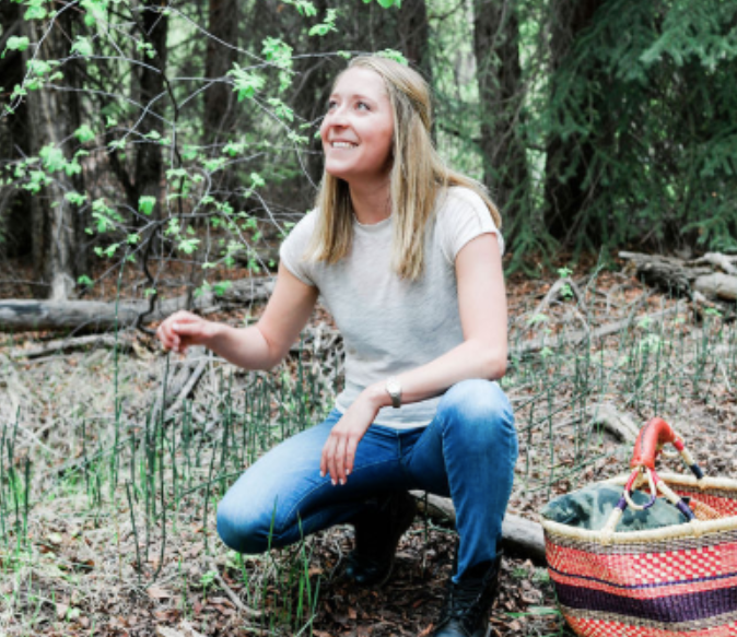 JTG#47 Adaptogenic Mushrooms & Plants To Support Your Immune System with Clinical Herbalist & Mycologist Danielle Ryan