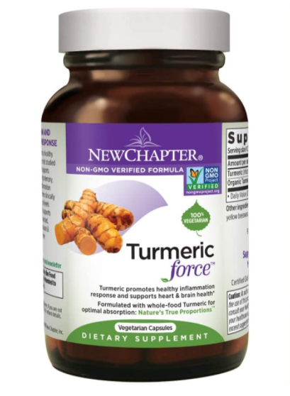 Turmeric Force New chapter