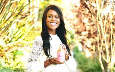 JTG #66 From Eczema To Glowing Skin With Teju Owoye Founder Clean Rebellion