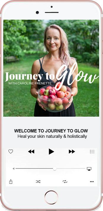 journey to glow podcast